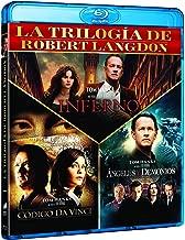 Trilogía El Código Da Vinci + Angeles y Demonios + Inferno -- Trilogy The Da Vinci Code + Angels and Demons + Inferno -- Spanish Release