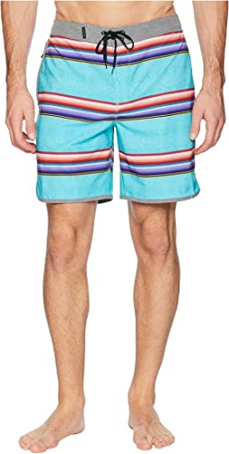 "Phantom Serape 18"" Stretch Boardshorts"