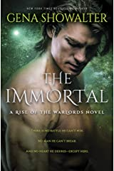 The Immortal: A Novel (Rise of the Warlords Book 2) Kindle Edition