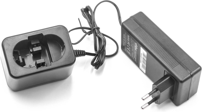 vhbw Cargador compatible con Würth Ass 96 M, Ass 96-M, Ass 96m, Ass96-M, Ass96m, 702 396 5, 7023965, ABS M 12V, ABS M12V baterías - 7,2V - 24V