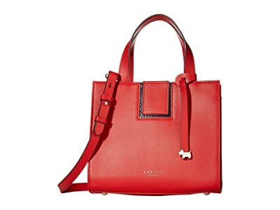 Radley London Bath Court Small Compartment Multiway (Ladybug) Satchel Handbags