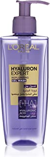L'Oreal Paris Hyaluron Expert Replumping Face Wash with Hyaluronic Acid, 200 ml