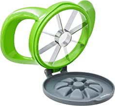 Prepworks from Progressive International Wedge and Pop Apple/Pear Slicer Green Gray/Green