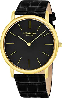 Stuhrling Original Men's Classic Swiss 'Ascot' Watch #601.33351