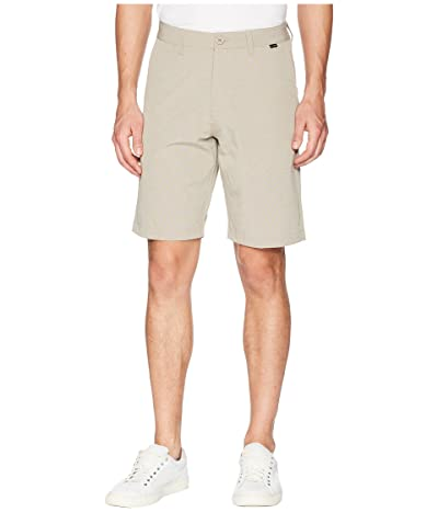 TravisMathew Beck Shorts (Khaki) Men