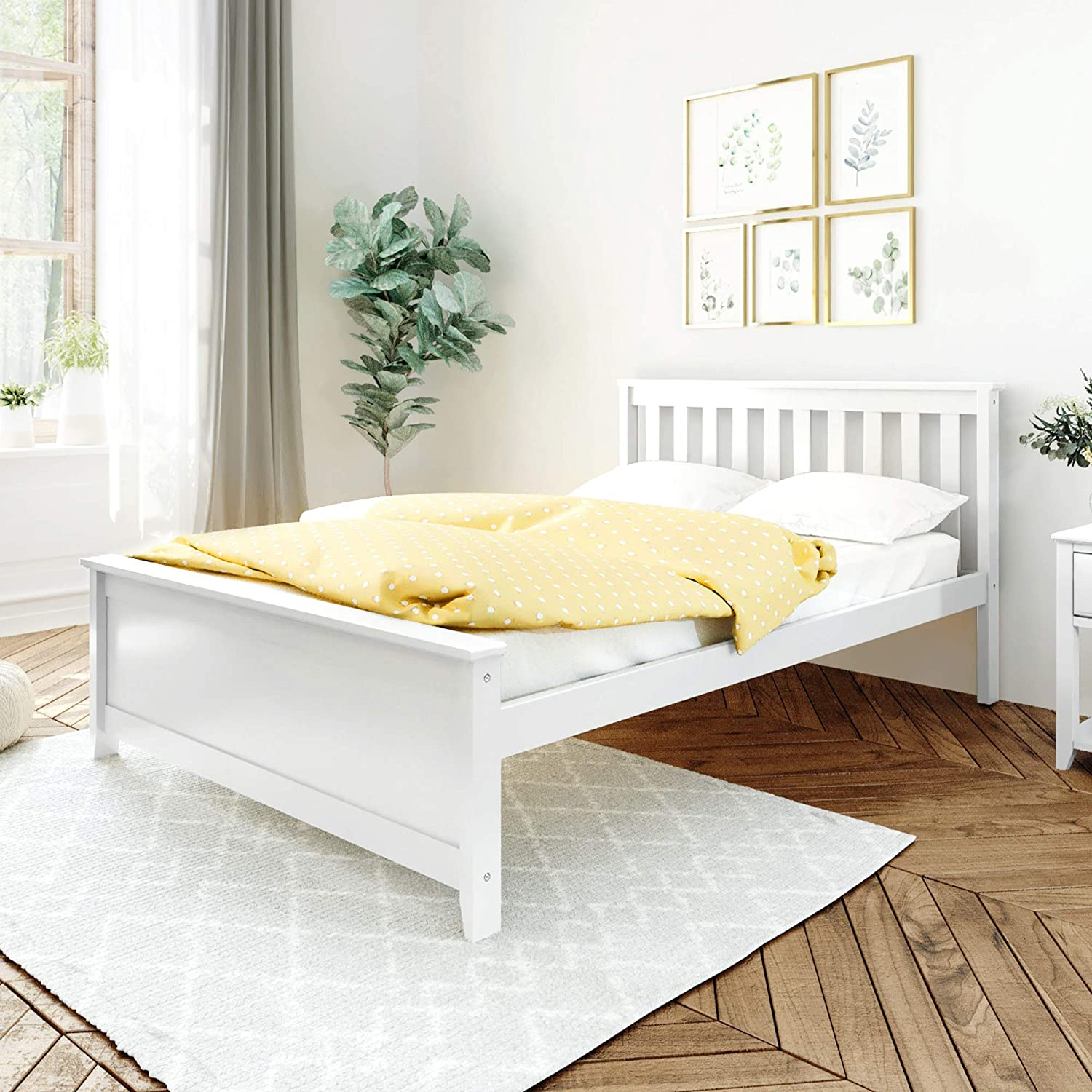 Max Lily Beauty products Bed Full White quality assurance