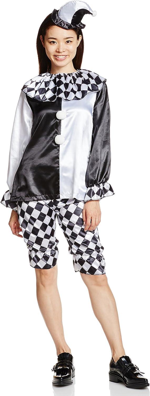 nuevo estilo Rubizu Rubizu Rubizu damas traje de payaso 155cm-165cm 95726  70% de descuento