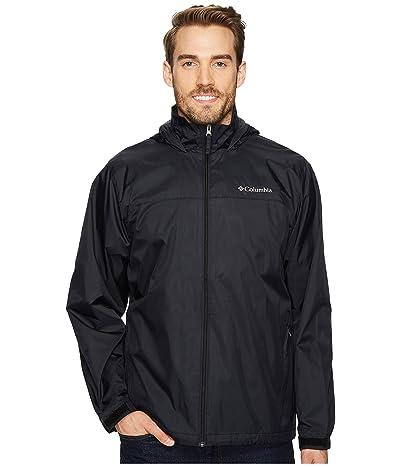 Columbia Glennaker Lake Lined Rain Jacket (Black) Men