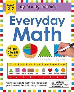 Wipe Clean Workbook: Everyday Math