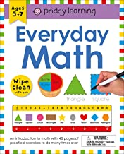 Wipe Clean Workbook: Everyday Math (enclosed spiral binding) (Wipe Clean Learning Books)