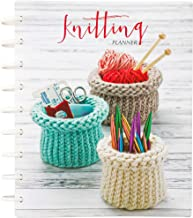 Boye 12 Monthly Projects Knitting Planner Kit