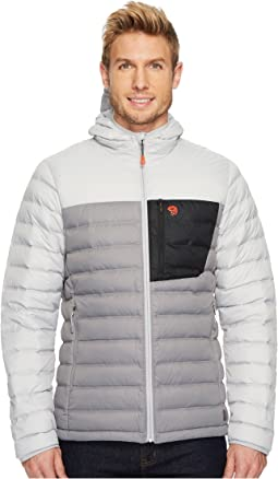 Dynotherm™ Hooded Down Jacket