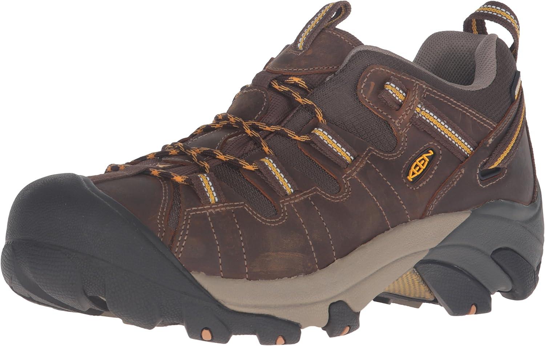 Keen Men's Targhee II WP Mid Wide Hiking Boot