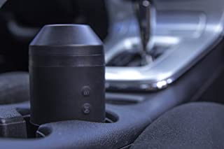 ZAQ Tour Essential Oil Litemist Aromatherapy Travel Car Diffuser, Black, 2 Pound