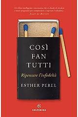 Così fan tutti (Italian Edition) Kindle Edition