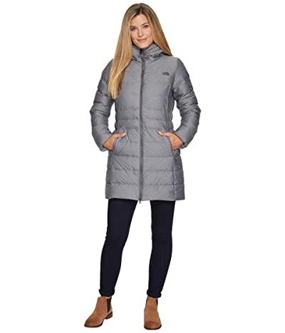 The North Face Gotham Parka II (TNF Medium Grey Heather) Women