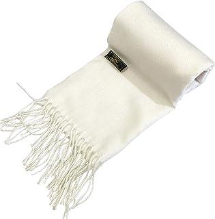 وشاح أنيق بتصميم ملون نيبالية للرجال من نسيج محبوك مناسب للأوشحة للخريف/الشتاء CJ Apparel جديد