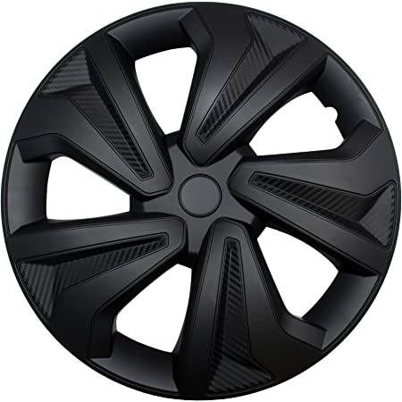 Universal Radzierblende Gtx Schwarz 14 Zoll Für Viele Fahrzeuge Passend Auto