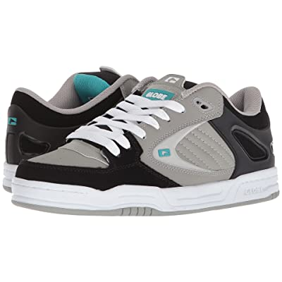 Globe Agent (Black/Charcoal/Teal) Men