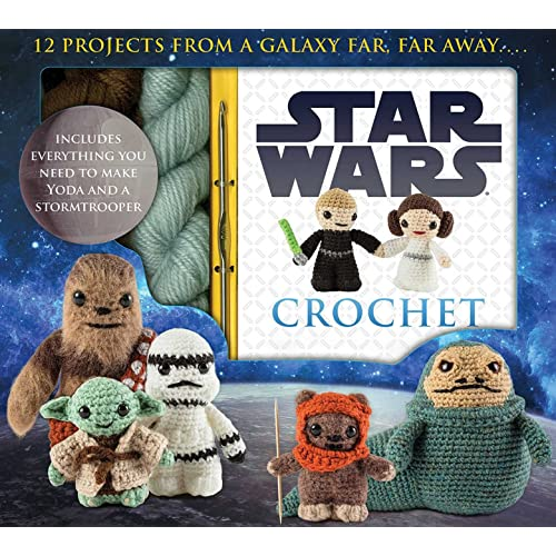 Star Wars Crochet (Crochet Kits)