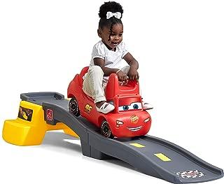 Step2 Disney Pixar Cars 3 Up & Down Roller Coaster Kid's Roller Coaster