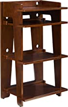 Crosley Furniture Soho Turntable Stand, Mahogany