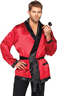 halloween smoking jacket