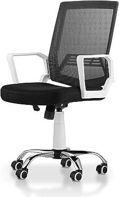 ioHomes Xenia Office Chair, White