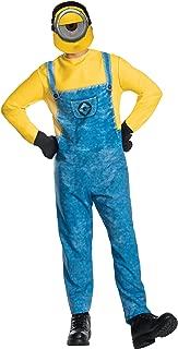 Mens Minion Mel Costume