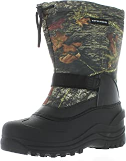 CLIMATEX Climate X Mens Ysc5 Snow Boot,Camouflage,8.5