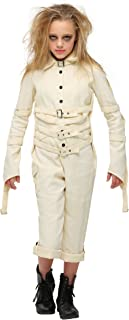 Girl's Classic Straight Jacket Costume
