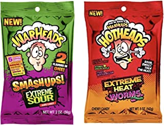 Best warheads extreme heat worms Reviews
