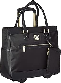 Kenneth Cole Reaction - Call It Off - Nylon Wheeled Tote