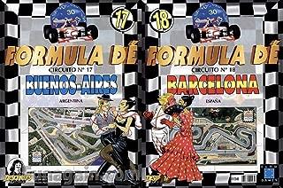 Formula De 2nd Edition Expansion Circuit #17-18 - Buenos-Aires & Barcelona