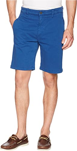 Nevada Shorts in Royal Twill