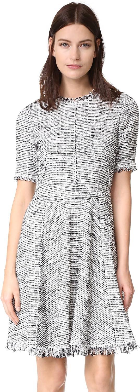Rebecca Taylor Women's Boucle Tweed Dress