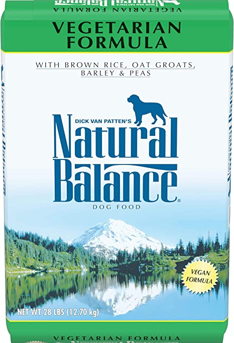 Natural Balance Vegetarian Dry Dog Food | Chewy
