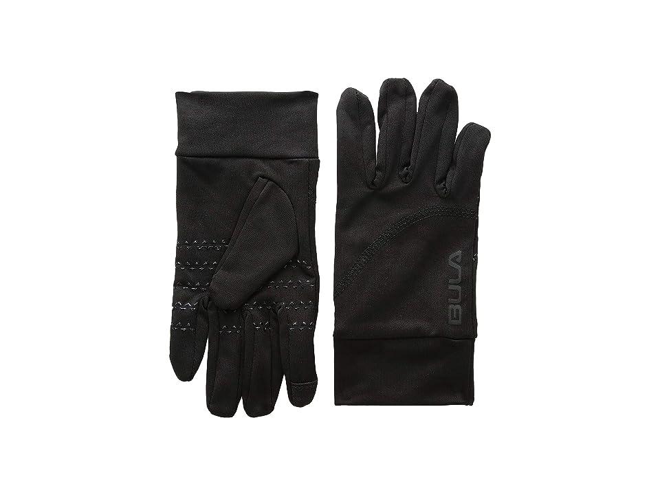 BULA Vega Gloves (Solid Black) Liner Gloves