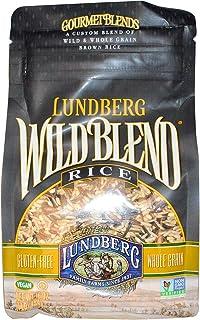 Lundberg, Gourmet Blends, Wild Blend Rice, 16 oz (454 g) Lundberg, Gourmet Blends, Wild Blend Rice, 16 oz (454 g) - 2pcs