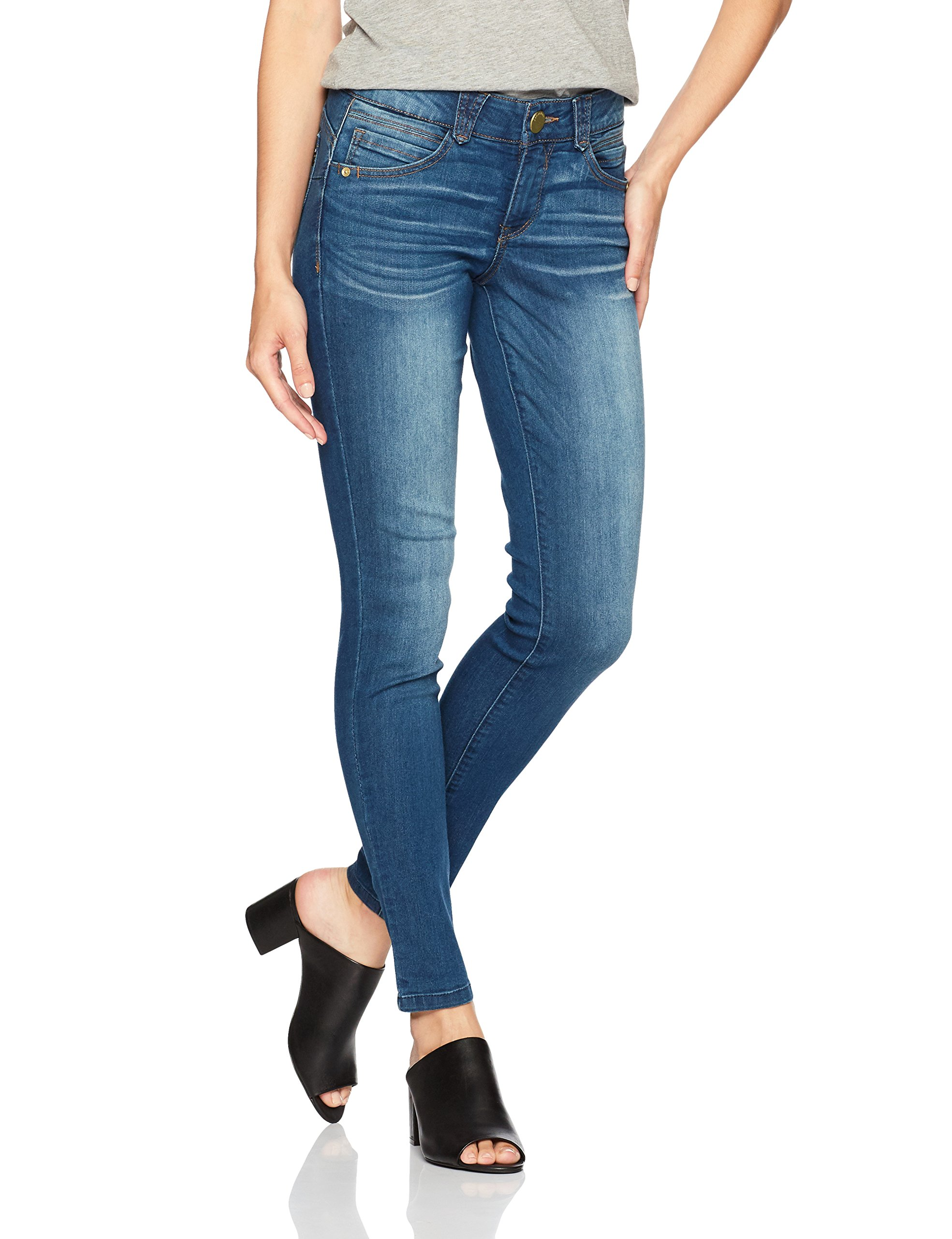 Democracy Womens Solution Jegging Blue