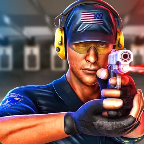 Entrenamiento de Guerra de la Policía de los EE. UU. Reglas de la Academia de Supervivencia Juego 3D: Escuela de Combate de Policías Shooter Hero Adventure Mission 2018