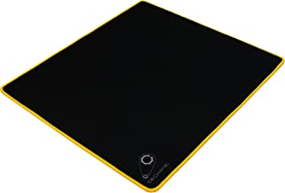 """Dechanic Large Control Soft Gaming Mouse Pad - 13""""x11"""", Yellow"""