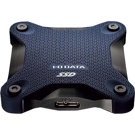 アイ・オー・データ ポータブルSSD 1TB 耐衝撃 軽量 PS5 PS4/PS4 Pro/Mac対応 USB3.1(Gen1) 日本メーカー SSPH-UA1N/E