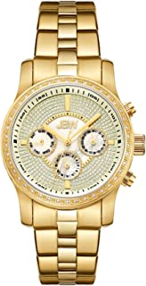 JBW Luxury Women's Vixen 42 Diamonds Mother of Pearl Dial Watch
