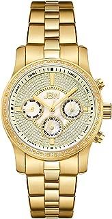 JBW Luxury Women's Vixen 42 Diamonds Mother of Pearl Dial Watch