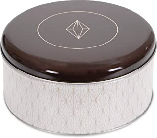 Städter 710047 Vanilla Diamonds Boîte à pâtisserie en fer blanc