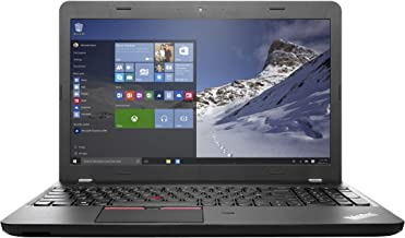 Lenovo ThinkPad E560 Laptop, Intel Core i5-6200U 2.3GHz, 500GB SATA, 4GB DDR3, 802.11ac, Bluetooth, Win7Pro, Black, 15.6