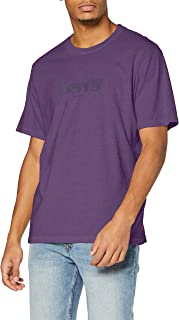 Levi's Short Sleeved Relaxed Fit Tee T-Shirt Uomo