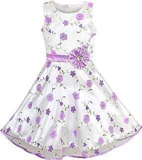 Sunny Fashion DRESS ガールズ