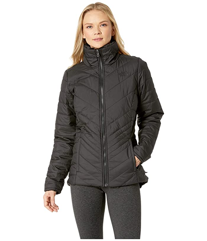 The North Face Mossbud Insulated Reversible Jacket (TNF Black) Women